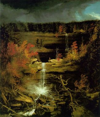 Thomas Cole, Falls of Kaaterskill