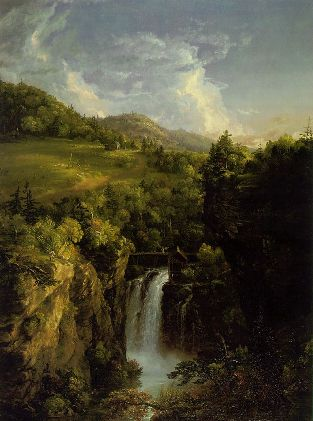 Thomas Cole, Genesee Scenery