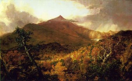 Thomas Cole, Schroon Mountain, Adirondacks
